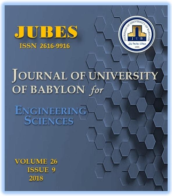 JUBES, vol. 26, no. 8, 2018.