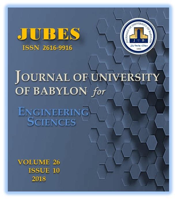 JUBES, vol. 26, no. 10, 2018.